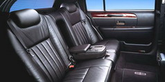 Corporate Transportation Limo by Jazzy Limos